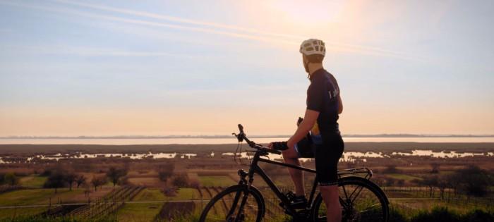 burgerland bicyklovanie