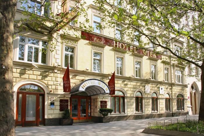 Viedeň hotel