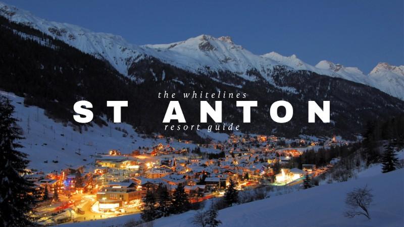 Rakusko St Anton