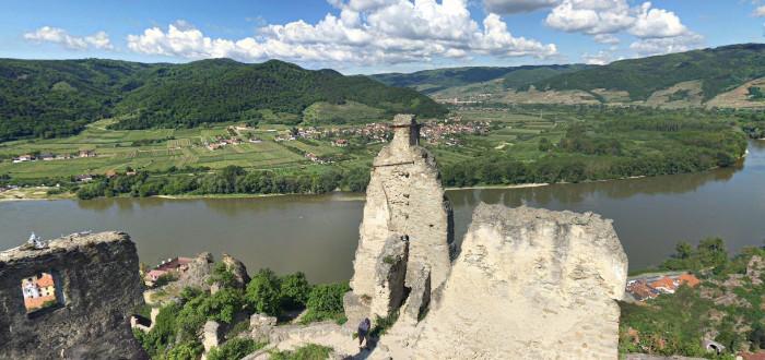 Dolné Rakúsko Dunaj